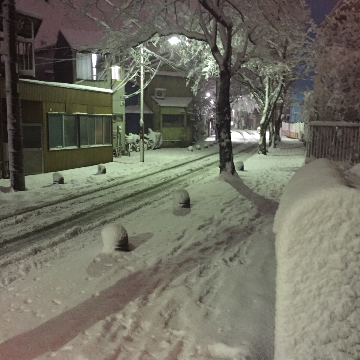 Winter hacks-Nihon way!