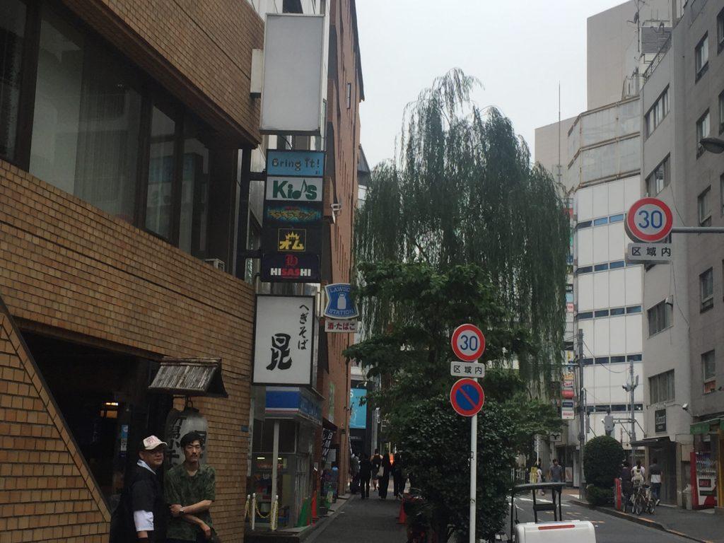 新宿 英会話 ローソン